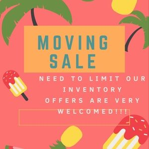 Denim - MOVING SALE OFFERS WELCOME
